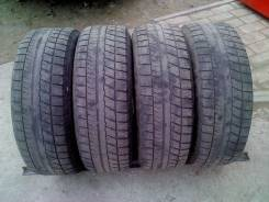Bridgestone Blizzak VRX. Всесезонные, 2013 год, износ: 80%, 4 шт