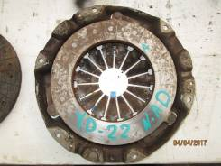 Корзина сцепления. Nissan AD, VENY11 Двигатель YD22DD