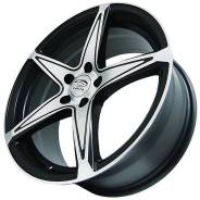 Sakura Wheels 3249. 7.5x17, 5x105.00, ET35, ЦО 73,1мм.