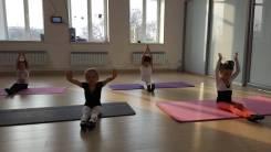 Танцы для детей с 2х лет