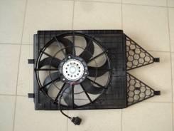 Вентилятор охлаждения радиатора. Skoda Roomster Skoda Fabia Skoda Rapid Volkswagen Polo