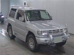 Mitsubishi Pajero. V25W, 6G74