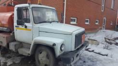 ГАЗ 3309. Продам автотопливозаправщик Газ 3309, 1 000 куб. см., 5,00куб. м.