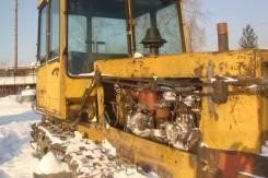 Вгтз ДТ-75. Трактор ДТ-75 с лопатой