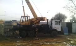 МАЗ Ивановец. Продаётся кран, 11 150 куб. см., 32 000 кг., 32 м.