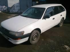 Toyota Corolla. автомат, 4wd, 1.6 (115 л.с.), бензин, 180 тыс. км