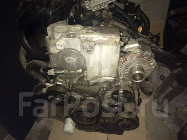 Двигатель в сборе. Nissan Murano, TNZ51 Двигатель QR25DE