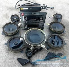 Магнитола. Subaru Outback, BP9, BP, BPH, BPE Subaru Legacy, BL, BPH, BLE, BL5, BP9, BP, BL9, BP5, BPE