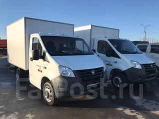 ГАЗ Газель Next. ГАЗ-A23R22 (фургон), 2 776 куб. см., 1 500 кг.