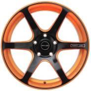 Sakura Wheels 3909. 7.5x17, 5x114.30, ET35, ЦО 73,1мм.