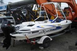 Suzuki. Год: 2006 год, длина 5,50м., двигатель подвесной, 70,00л.с., бензин