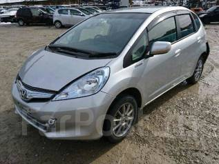 Решетка радиатора. Honda Fit Hybrid, GP1