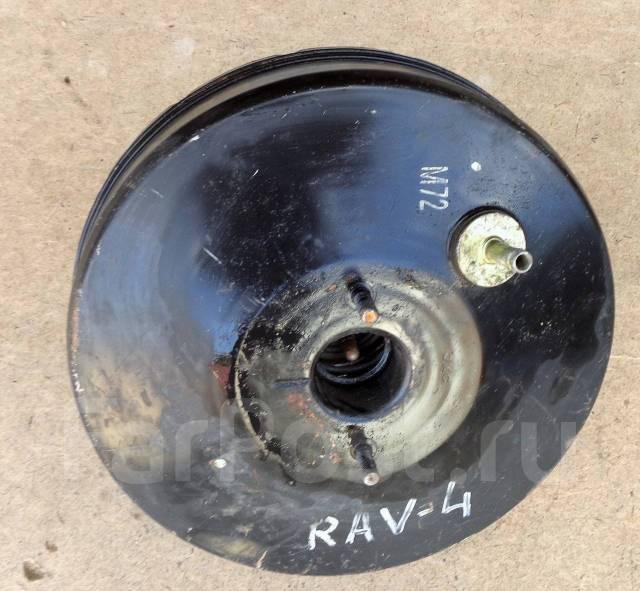 пропал вакуум toyota rav4