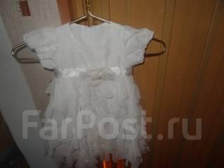 Платья бальные. Рост: 60-68, 86-98 см