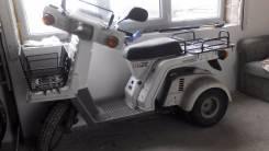 Honda Gyro X. 49 куб. см., исправен, птс, с пробегом