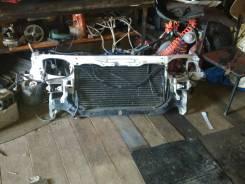 Рамка радиатора. Toyota Corona Premio Двигатели: 3SFSE, 3SFE
