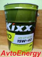 GS Oil. Вязкость 15W-40, полусинтетическое