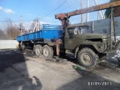 ЗИЛ 131. Продаётся грузовик зил 131 с манипулятором, 7 000 куб. см., 10 000 кг.