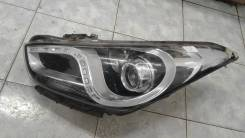 Фара. Hyundai i40