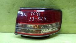 Стоп-сигнал. Toyota Mark II Wagon Qualis, MCV25W Toyota Mark II