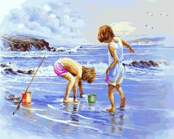 Картины по номерам или цифровая живопись 40*50