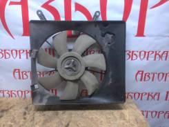 Вентилятор охлаждения радиатора. Honda Mobilio, GB1 Двигатель L15A