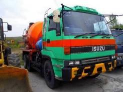 Isuzu V305. V-10 4WD, 17 000 куб. см., 5,00куб. м.