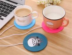 USB-нагреватели.