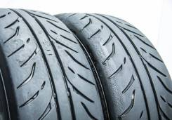 Dunlop Direzza ZII. Летние, 2014 год, износ: 10%, 2 шт