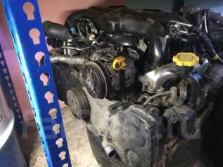 Двигатель в сборе. Subaru Forester Двигатели: EJ203, EJ202, EJ25, EJ205, EJ204, EJ20J, EJ254, EJ253, EJ201, EJ255, EJ20E, EJ20G, EJ20A, EJ20
