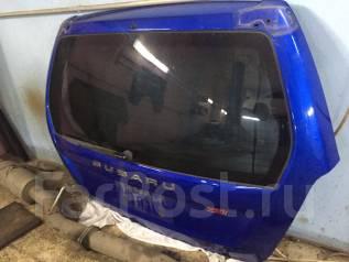 Крышка багажника. Subaru Forester, SG