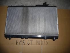 Радиатор охлаждения двигателя. Toyota Celica, ST205 Двигатель 3SGTE