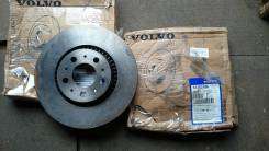 Диск тормозной. Volvo: S80, S70, XC70, S60, V70