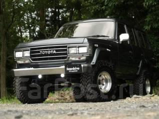 Toyota Land Cruiser. Land Cruiser 60