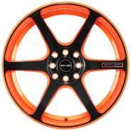 Sakura Wheels 3909. 7.5x17, 4x100.00, 4x114.30, ET40, ЦО 73,1мм.