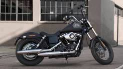 Harley-Davidson Dyna Street Bob. 1 690 куб. см., исправен, птс, без пробега