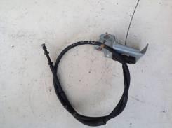 Тросик переключения механической коробки передач. Toyota Harrier, ACU10