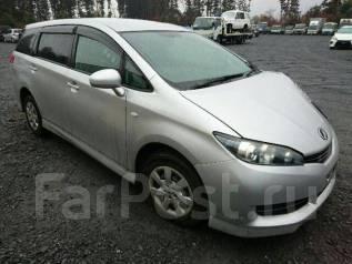 Toyota Wish. ZGE20, 2ZRFAE