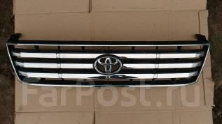 Решетка радиатора. Toyota Land Cruiser Prado, RZJ95W Двигатель 3RZFE