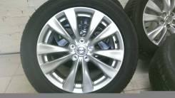 Nissan. 8.0x18, 5x114.30, ET43, ЦО 66,1мм.