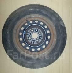 Продам комплект колёс 155/80 R13 (№144). x13 4x100.00 ЦО 55,0мм.