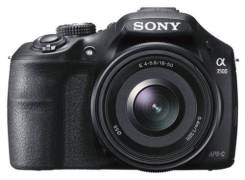Sony Alpha ILCE-3500 Kit. 20 и более Мп, зум: 3х