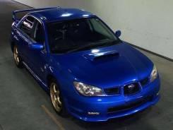 Рамка радиатора. Subaru Impreza WRX STI, GDB