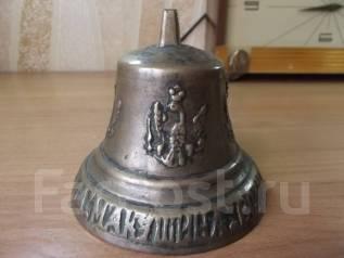 Поддужный колокол бронза большой 1810 года !. Оригинал