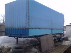 КУЗОВ БДФ, 1996. Прицеп, 15 000 кг.