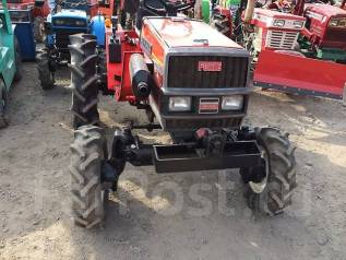 Yanmar. Мини трактор FH16D высокий клиренс , колея раздвижная, 900 куб. см. Под заказ