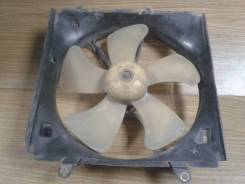 Вентилятор охлаждения радиатора. Toyota Carina, CT190