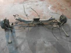 Балка поперечная. Toyota Corolla Spacio, AE111, AE111N Двигатель 4AFE