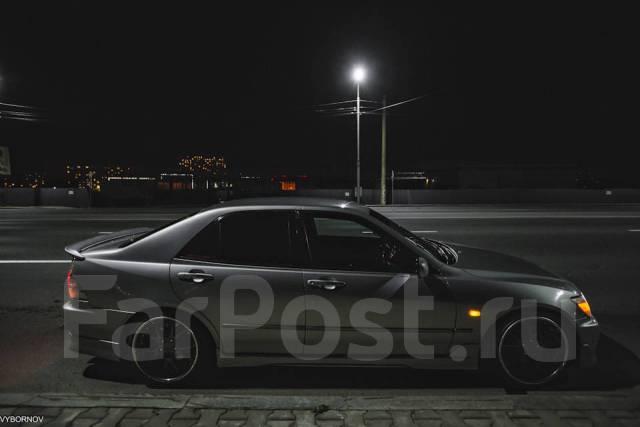 Спойлер. Toyota Altezza, SXE10, GXE10 Lexus IS200, GXE10 Lexus IS200 / 300
