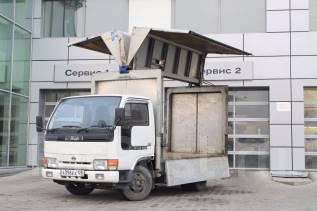 Аренда и прокат грузовиков Nissan Atlas Бабочка 2т МКПП категория С